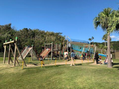 おすすめスポット公園編/  ピクニックも楽しめます/  みなべ町・小目津公園